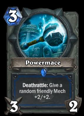 Powermace Card Image
