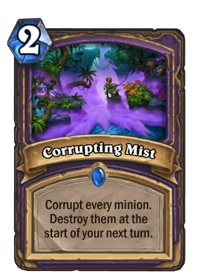 Corrupting Mist Card Image