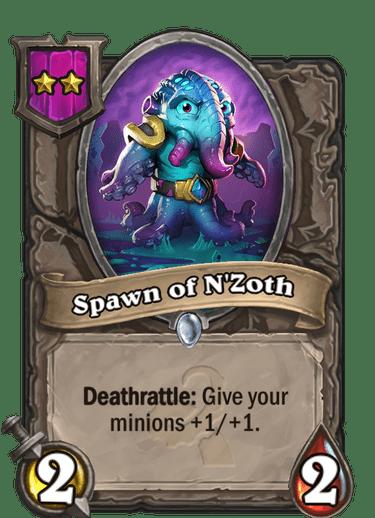 Spawn of N'Zoth Card Image