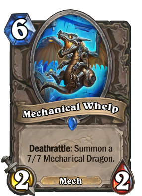 Mechanical Whelp Card Image