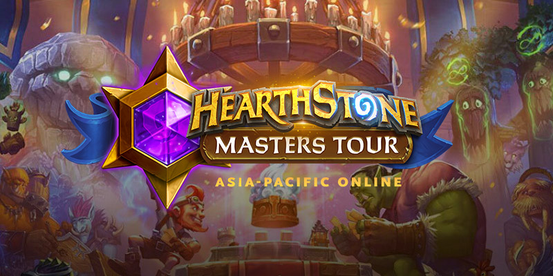 Hearthstone Masters Tour Asia-Pacific Online Survival Guide