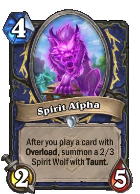 Spirit Alpha Card Image