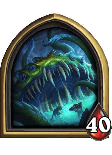 Yogg-Saron, Hope's End Card Image
