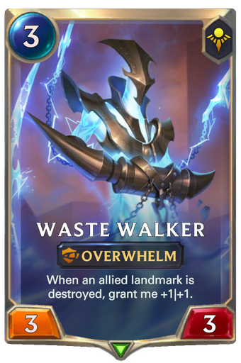 Waste Walker Card Image