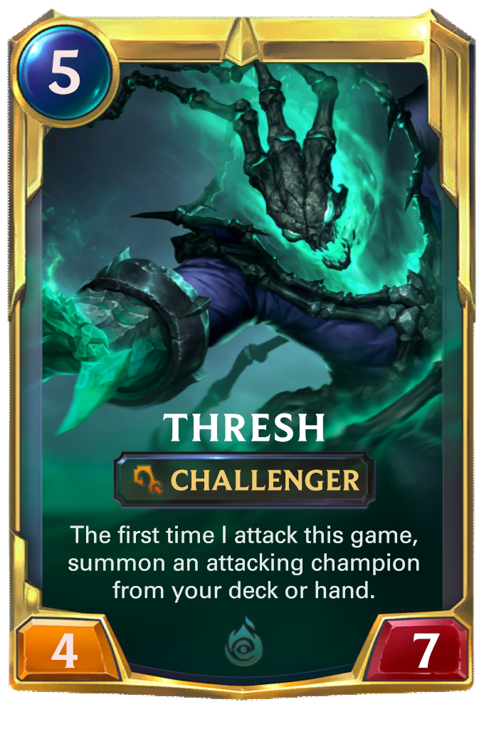 Thresh Card Image