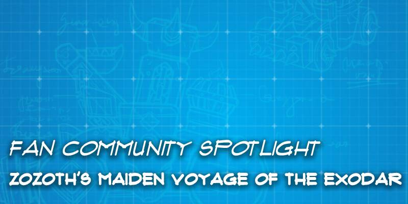 "Hearthstone Fan Community Spotlight - Zozoth's ""Maiden Voyage of the Exodar"" Custom Set"