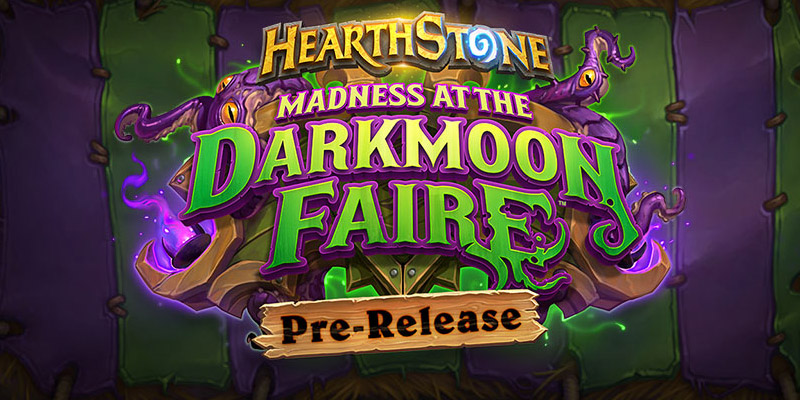 Darkmoon Faire Fireside Gatherings & Pre-Release Event This Weekend - Opening Your Packs Early