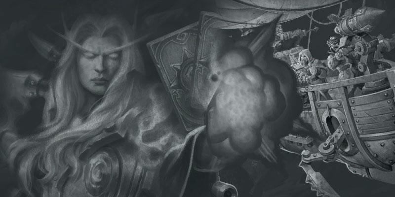 Datamined Tavern Brawl Chalkboards - Kael'thas Sunstrider Brawl & Gunship Brawl