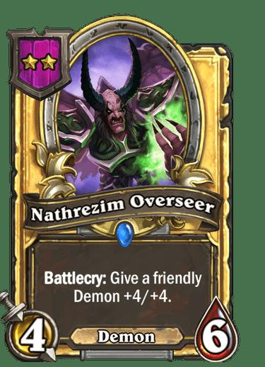 Nathrezim Overseer Card Image