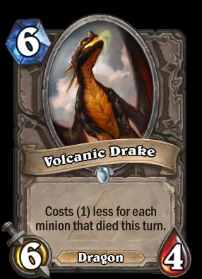Volcanic Drake Card Image