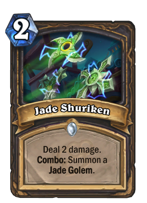 Jade Shuriken Card Image