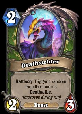 Deathstrider Card Image