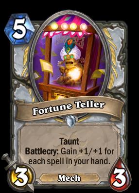Fortune Teller Card Image
