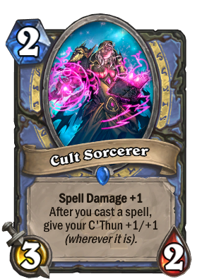 Cult Sorcerer Card Image