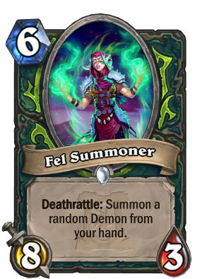 Fel Summoner Card Image