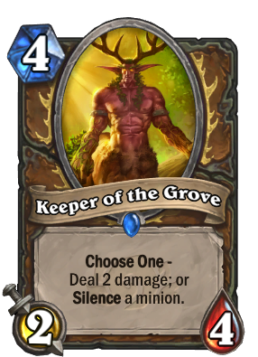 Keeper of the Grove Card Image