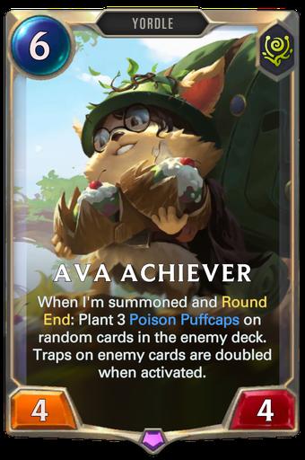 Ava Achiever Card Image
