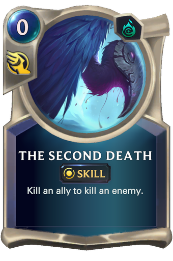 The Second Death Card Image