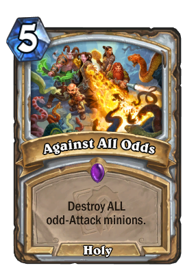 Against All Odds Card Image