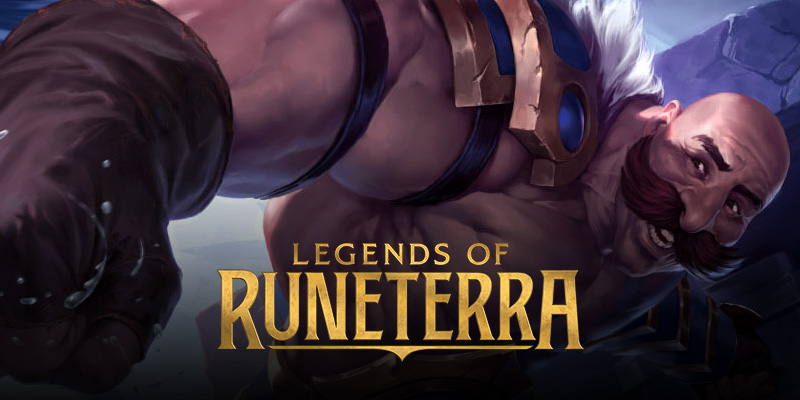 Legends of Runeterra - Everything We Know So Far About Riot's New Card Game!