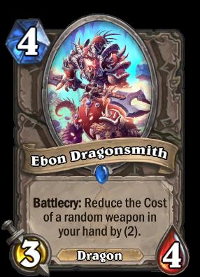 Ebon Dragonsmith Card Image