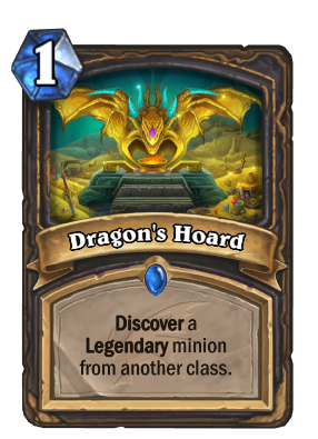 Dragon's Hoard Card Image