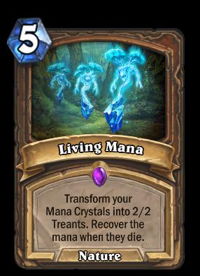Living Mana Card Image