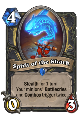Spirit of the Shark Card Image