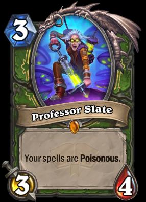 Professor Slate Card Image