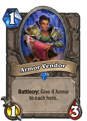 Armor Vendor Card Image