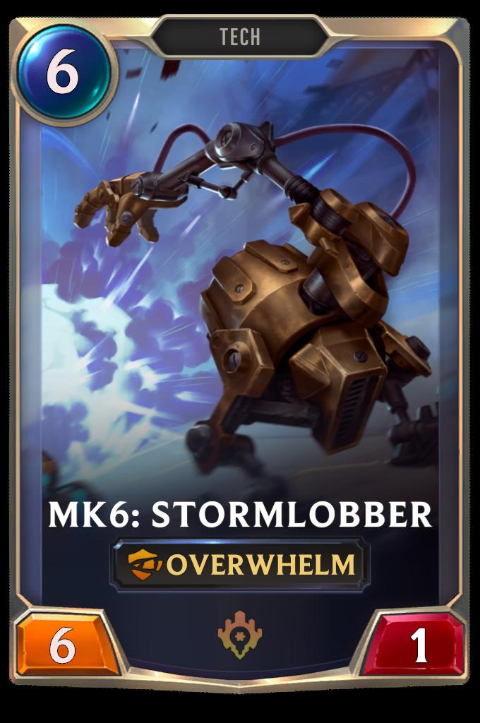 Mk6: Stormlobber Card Image