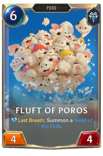 Fluft of Poros Card Image