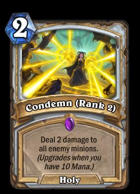 Condemn (Rank 2) Card Image
