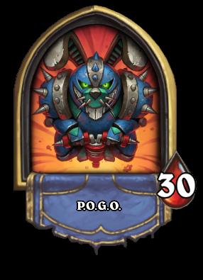 P.O.G.O. Card Image