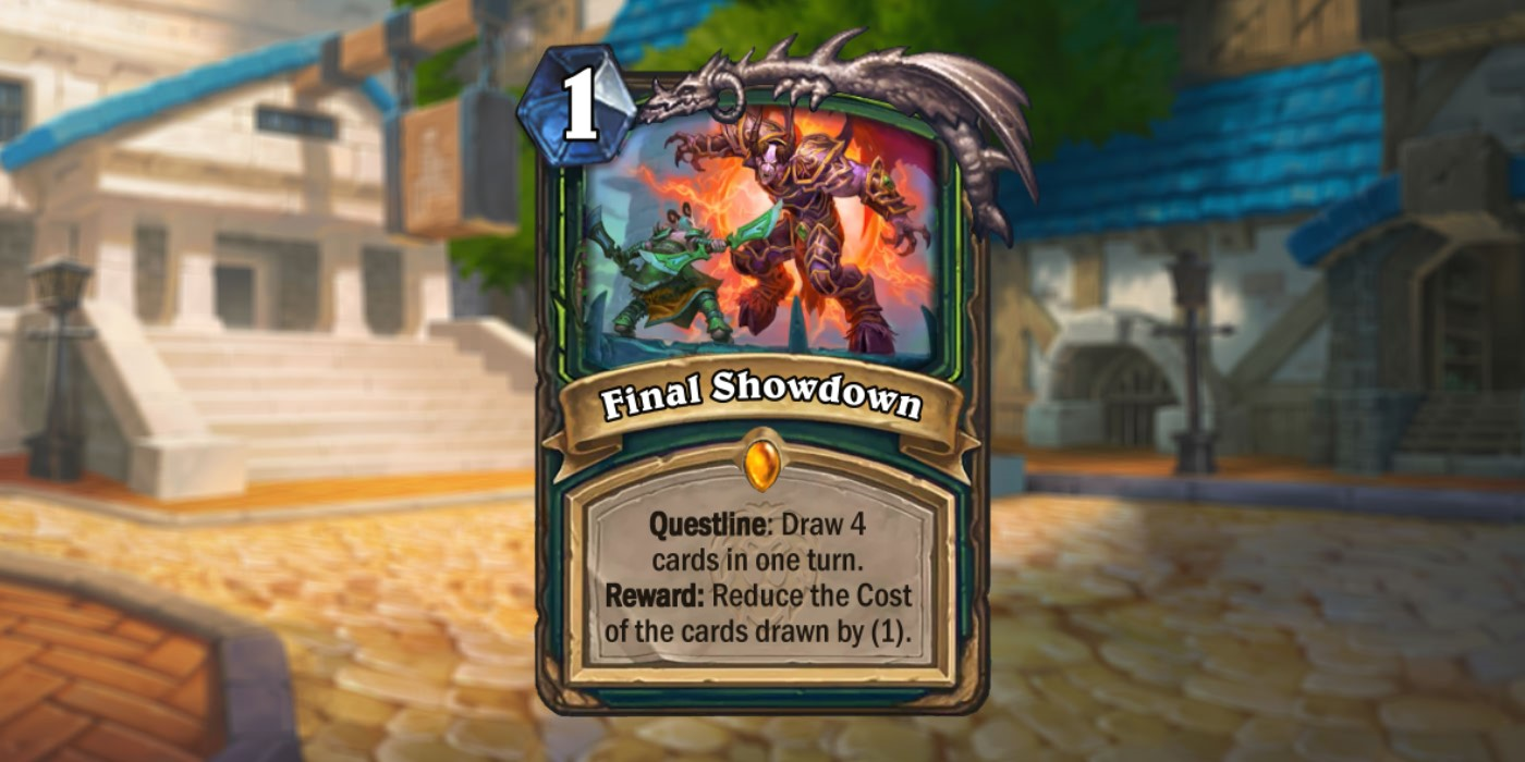 New Demon Hunter Card Revealed for United in Stormwind by Thijs - Final Showdown