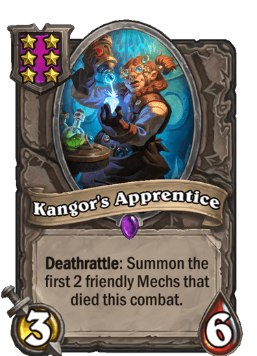 Kangor's Apprentice Card Image
