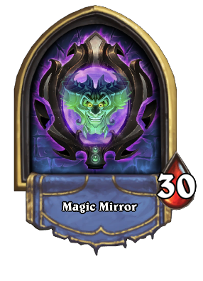 Magic Mirror Card Image