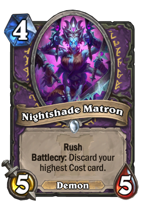 Nightshade Matron Card Image