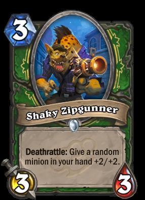 Shaky Zipgunner Card Image