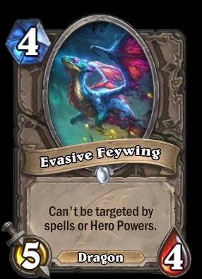 Evasive Feywing Card Image