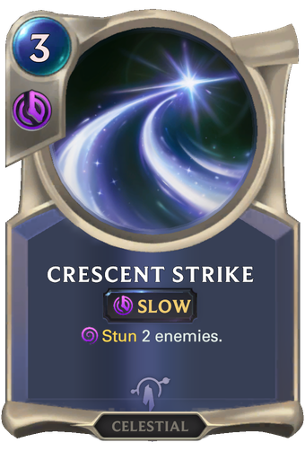 Crescent Strike Card Image