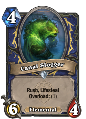 Canal Slogger Card Image