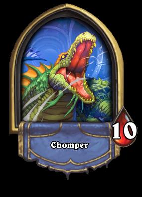 Chomper Card Image