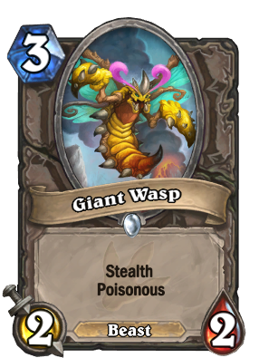 Giant Wasp Card Image