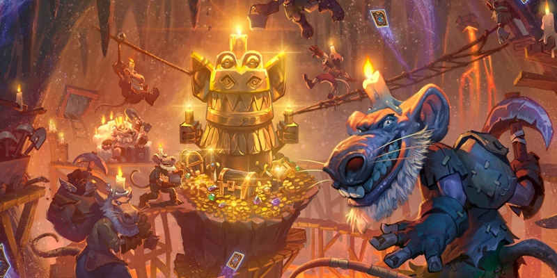 Would You Want to See Hearthstone's Dungeon Run Updated With New Cards & Bosses? Game Designer Matt London Asks