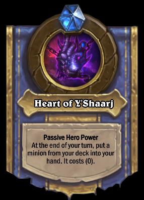Heart of Y'Shaarj Card Image