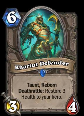 Khartut Defender Card Image