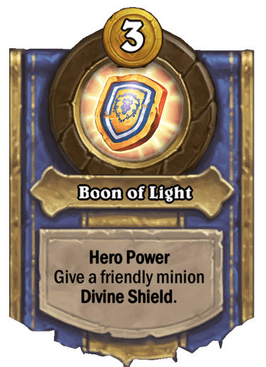 Boon of Light Card Image