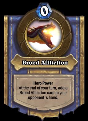 Brood Affliction Card Image