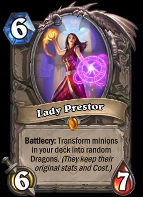 Lady Prestor Card Image